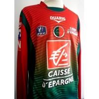 Maillot SEDAN porté N°14 (FFF) Coupe de FRANCE 2007-2008