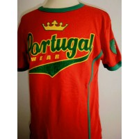 Tee shirt Football PORTUGAL N°10 taille L