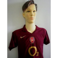 Maillot Enfant ARSENAL taille 10/12 ans NIKE (ME95)