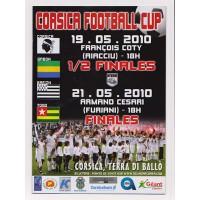 Brochure CORSICA FOOTBALL CUP Squadra Corsa 2010