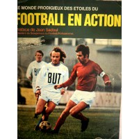 Ancien ALBUM FOOTBALL EN ACTION 1972 complet Vignettes
