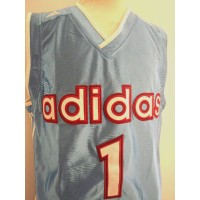 Maillot ADIDAS Basket ball N°1 Taille M