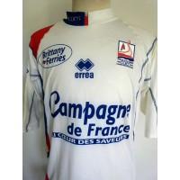 Maillot S.M CAEN porté LEMAITRE N°20 LFP saison 2007