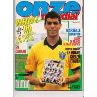 ONZE Mondial Juin 1990 Mondiale 90 la Fête Marseille Champion