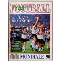 Magazine FOOTBALL CLUBS Mensuel N°7 Juillet 1990