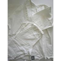 Kimono Occasion enfant blanc KAMIKAZE T.140 JUE03