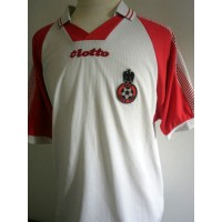 Maillot OGC NICE ancien LOTTO N°15 taille XL