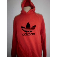 Ancien Sweat ADIDAS Vintage Taille XL 186