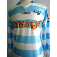 Maillot Racing Club de FRANCE  92 PARIS N°9 Lotto