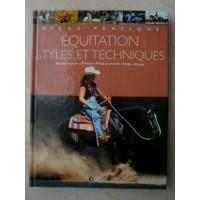 Livre Equitation Styles et Techniques Editions ATLAS 240 pages