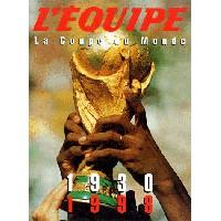 Coffret 2 volumes L&#39EQUIPE, LA COUPE DU MONDE 1930-1998.