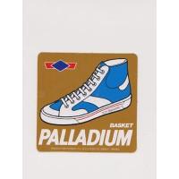 Ancien Autocollant Basket PALLADIUM année 70/80