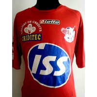Maillot Besançon Racing Club porté N°11 CFA2 Lotto taille XL