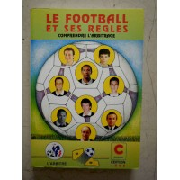 Ancien Livre le Football et ses règles Edition 1996 L&#39Arbitre