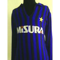 Maillot ancien Inter  Milan vintage des années 70 taille XL N°9
