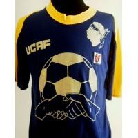 Maillot de Football Arbitre UCAF CORSE porté N°4 taille L