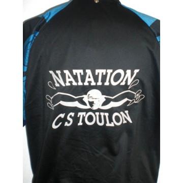 Ensemble ancien survêtement Natation TOULON - ARGUS FOOT   SPORTS d1501b67574