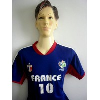 Maillot Enfant FRANCE N°10 FIFA World Cup Germany 06 ME205