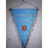 Ancien fanion Grand Format RACING CLUB DE PARIS