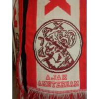 Echarpe AJAX D&#39AMSTERDAM ancienne