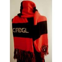 Echarpe Ancienne CABGL LUCCIANA Football CORSE