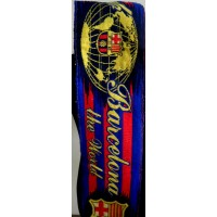 Echarpe Ancienne FCB Futbol Club Barcelona The Best of the World