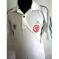 Polo ADIDAS Climacool TURKIYE sport Nautique TURQUIE Taille M