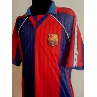 Ancien Maillot F.C.B Barcelone Taille XL Barça