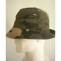 Bob/chapeau Taille ADULTE Couleur Treillis (militaire)