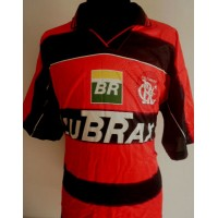 Maillot ancien FLAMENGO Bresil Taille L N°11 PETROBRAS