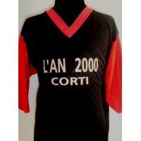 Maillot Ancien CORTI L&#39AN 2000 porté n°11 et N°7 Taille XL