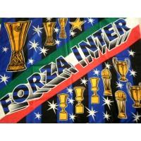 Drapeau Inter de MILAN FORZA INTER UEFA