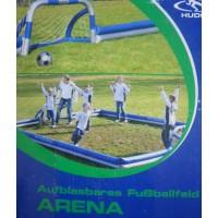 Terrain de foot gonflable ARENA Enfant neuf dans boîte 5m x 4m