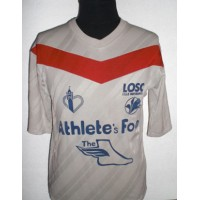 Maillot porté N°4 LOSC LILLE 92/93 collector