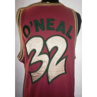 Maillot Ancien REEBOK O&#39NEAL N°32 Basket-ball taille XL
