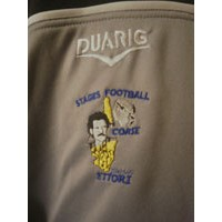 Sweat DUARIG STAGES FOOTBALL CORSE Jean-luc ETTORI taille XL