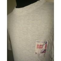 Tee shirt RINK-HOCKEY EURO 2004 LA ROCHE SUR YON taille L