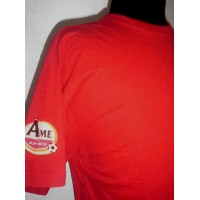 Tee shirt Bière AMSTEL Football AME DE SUPPORTER taille XL