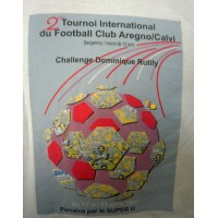 Tee shirt 2ème Tournoi International Football Club Aregno/Calvi