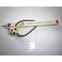 Ancien stylo FEDERATION FRANCAISE DE FOOTBALL Vintage
