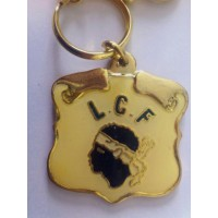 Ancien Porte clef/Médaille L.C.F CH-REG- POUSSIN 1984