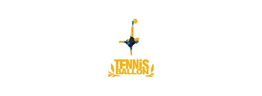 Tennis-ballon