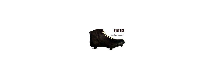 Chaussure Football vintage