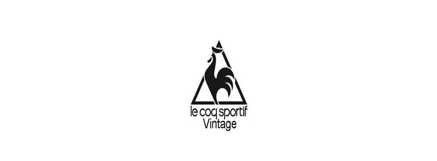 Le Coq Sportif Vintage