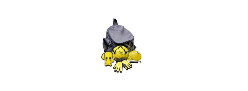 Equipement (Sacs, casquettes,bal