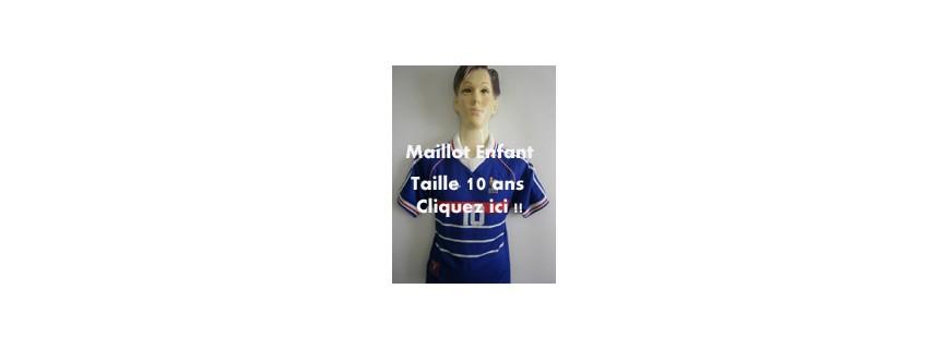Maillot Enfant 10 ans