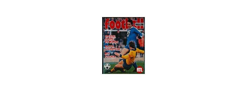 SES MAGAZINES DE FOOT