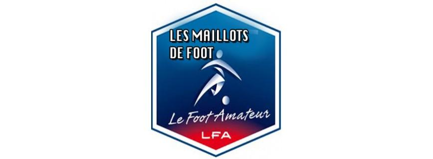 MAILLOTS DE FOOTBALL et autres
