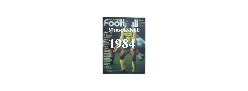 37ème ANNEE 1984