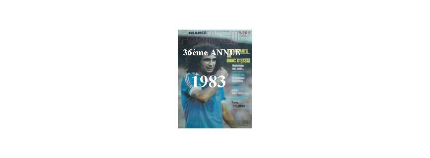 36ème ANNEE 1983